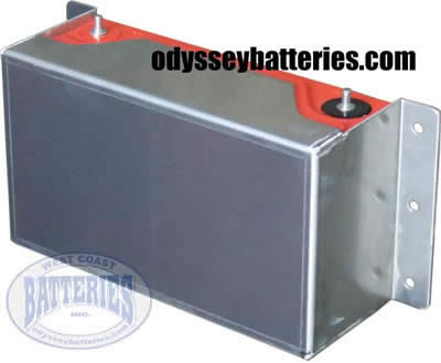 Battery Hold Down Tray Battery Box Mount for PC680 Odyssey Mounting Bracket